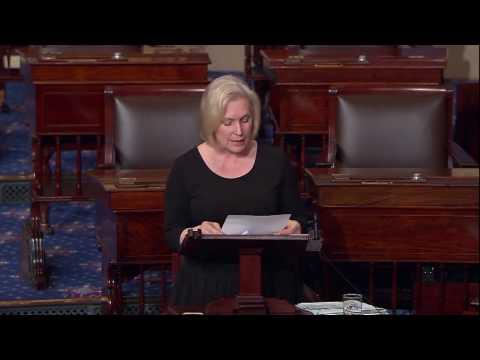 Sen. Gillibrand Floor Speech opposing Jeff Sessions for U.S. Attorney General