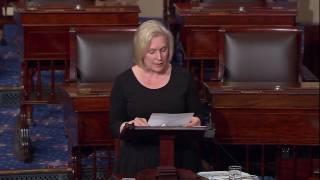Sen. Gillibrand Floor Speech opposing Jeff Sessions for U.S. Attorney General Free HD Video