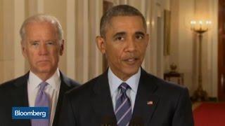 Obama Vows to Veto Any Anti-Iran Deal Legislation
