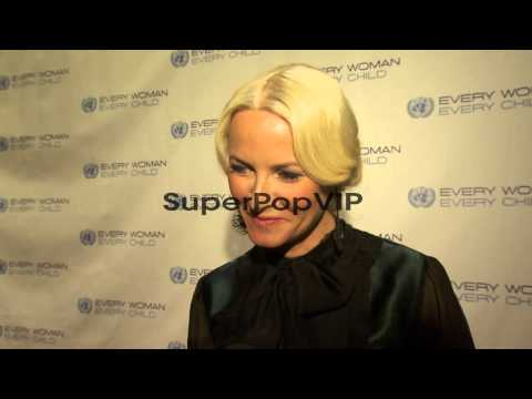 INTERVIEW: Crown Princess of Norway Mette-Marit talks abo...