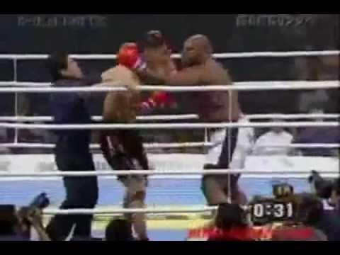 Bob Sapp Vs Mike Tyson Promo Video K 1 Mma Muay Thai ...