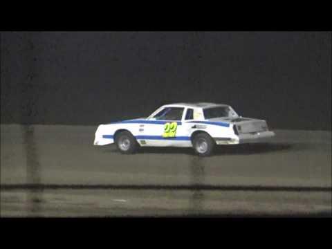 Salina Speedway Budweiser IMCA *Hobby Stocks* 5-5-17