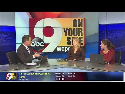 Lisa BernardKuhn and Paula Christian debrief on 9 On Your Side after Ohio's pot decision