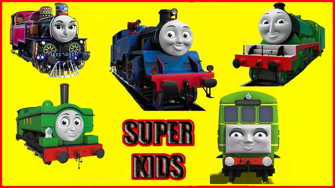 thomas and friends thomas and friends finger family song nursery rhymes kids songs youtube. Black Bedroom Furniture Sets. Home Design Ideas