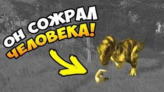 СЕЗОН ОХОТЫ НА ДИНО ОТКРЫТ! - Jurassic World Evolution