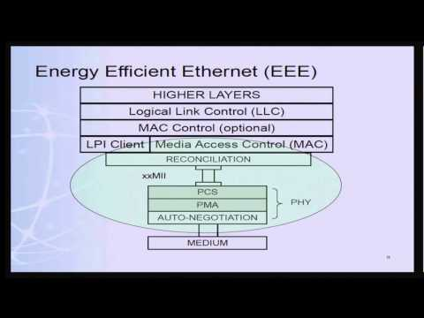 An Overview of Energy Efficient Ethernet