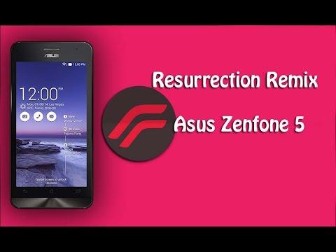 SuperKID | Trải Nghiệm Rom Resurrection Remix Trên Zenfone 5 - Đỉnh Cao Của  Sự Tùy Biến