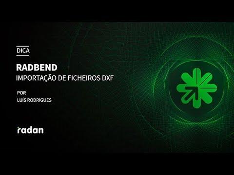 Dica 09 Radan | Radbend - Importação de ficheiros DXF