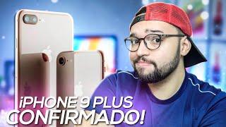 """iPHONE 9 Plus """"CONFIRMADO""""! Vem conhecer!!!"""