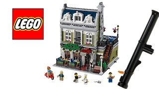 EXPLODING A LEGO RESTRAUNT