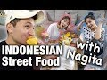 AMERICAN TRIES INDONESIAN STREET FOOD AT RAFFI AND NAGITA'S HOUSE