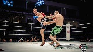 ADW 3: Sarnavskiy (Russia) vs. Ronson (Canada)