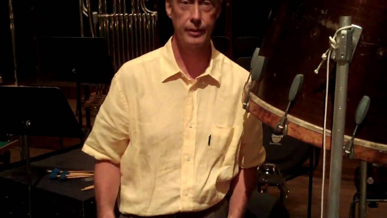 A Smörgåsbord of Percussion