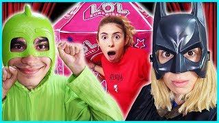 Sihirli LOL Surprise Oyun Çadırı Eğlenceli Çocuk Videosu Dila Kent