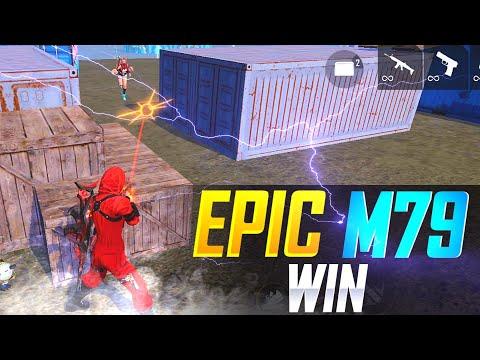 Unbelievable M79 Intense Clash Battle (part2) - Garena Free Fire