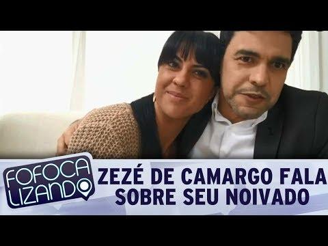 Fofocalizando (13/06/17) - Zezé Di Camargo Fala Sobre Seu Noivado Em Vídeo Exclusivo