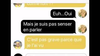 TextingStory Miraculous 6 Adrien Tu N'aurais Pas Du