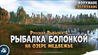 Болонкой на Медвежке • Русская Рыбалка 4