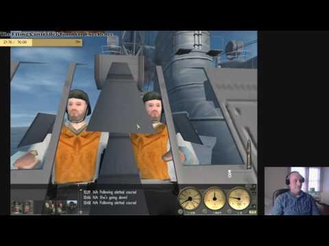 Streaming Silent Hunter 3: Warship Mod - KM Leipzig - Part 5