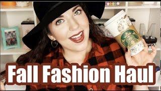 Fall Fashion Haul: Jane.com, Tom Ford, Jessica Simpson, Target, Etc
