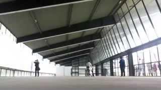 Antonio Bonet Castellana,arquitecto.Canódromo Meridiana, Barcelona