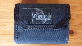 Maxpedition CMC wallet review