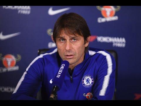 Antonio Conte Press Conference | Chelsea v Newcastle