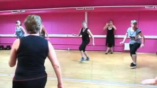 Урок с Аленой Трепалиной (at-dance ru). Твист /Twist