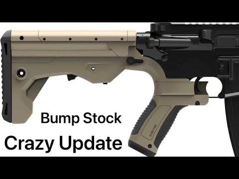 🔴 The ATF May Be Giving Up On The Bump Stock Ban
