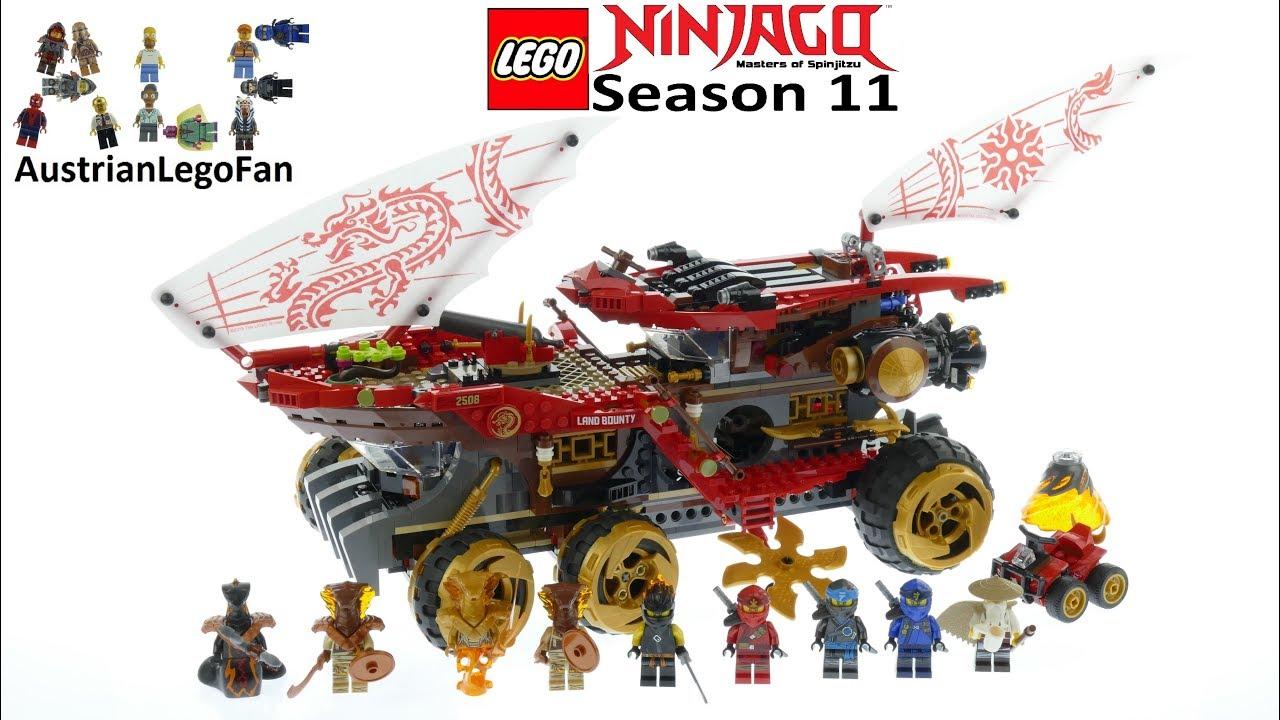 LEGO® NINJAGO® 70677 Wüstensegler