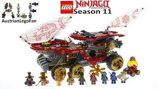 Lego Ninjago 70677 Land Bounty Speed Build