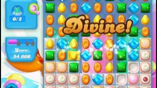 Candy Crush Soda Saga level 223 (3 star, No boosters)