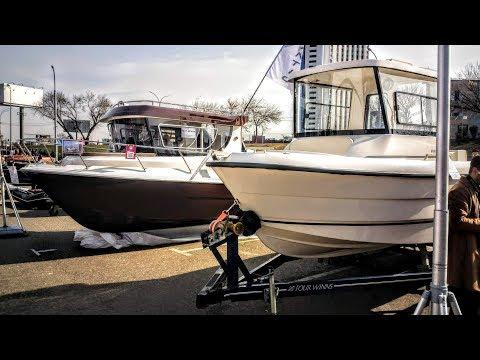 Лодки Atlantic Marine для рыбалки и активного отдыха \ Рыбалка Охота Туризм 2019