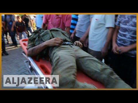 Israel Kills Three Palestinians In Besieged Gaza Strip