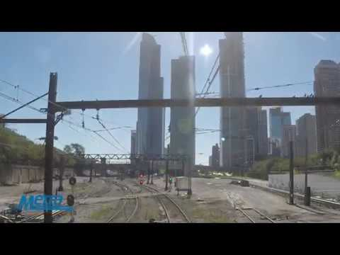 Metra Ride Along - Metra Electric District: Outbound
