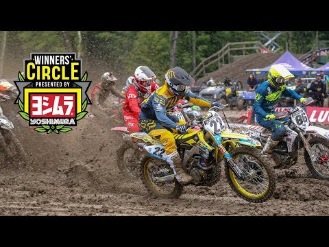 """Chad Reed: """"Almost near a perfect day for me..."""""""