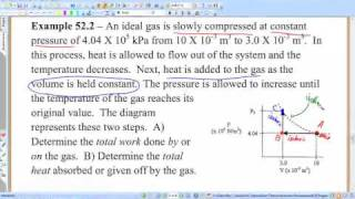 Lesson 52, Generalized Thermodynamic Processes, Part 2.mp4