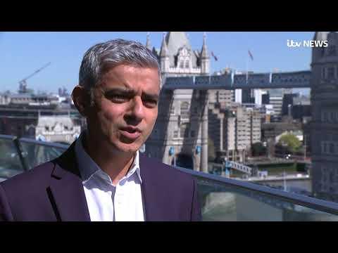 Sadiq Khan denies London is becoming 'lawless' after spate of murders   ITV News