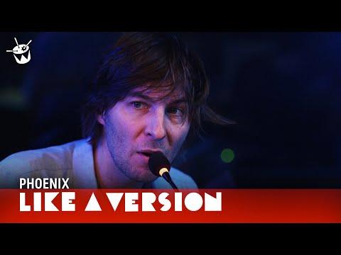 Phoenix - 'J-Boy' (live on triple j)