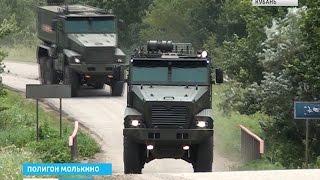 На Кубани осваивают новейший бронеавтомобиль