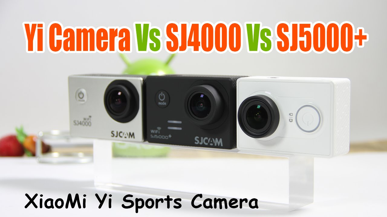 Xiaomi yi vs gopro hero action camera comparison cameralah com gopro - Try Ad Free For 3 Months