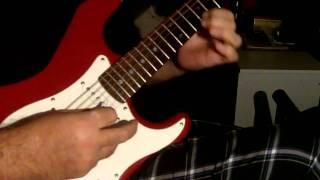 Aaiye Meherbaan Baithiye jaane jaan Guitar instrumental [ HD ]  {:-)