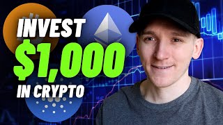 Best Way to Invest $1,000 in Crypto (Easy Crypto Investment Strategy)