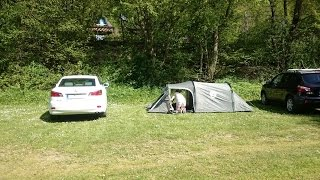 Kurzvideo Campingplatz Kratzmühle Altmühltal