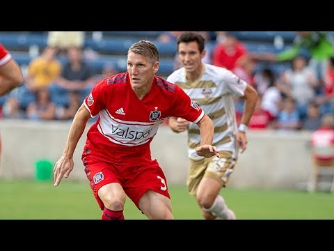 HIGHLIGHTS: Chicago Fire vs. Louisville City | July 18, 2018