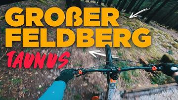 Nasse Trails | Großer Feldberg Taunus | Flowtrail Feldberg | feat. Patrick Sturm | Jonas Heidl