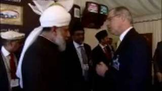 Khilafat Centenary Reception In Parliament - Part 10(English)