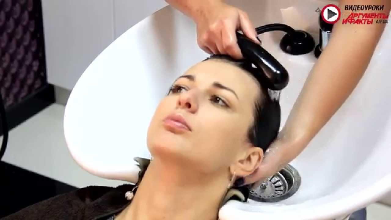 Как сделать волосы густыми видео фото 271