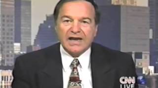 CNN Riz Khan (Q & A) Show - DioGuardi Answers Questions on Kosova 10-15-1998
