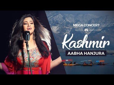 Mega Concert In Kashmir | Aabha Hanjura & Sufistication | Concert Film